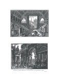 Portico Prints by Giovanni Battista Piranesi