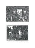 Portico Affischer av Giovanni Battista Piranesi