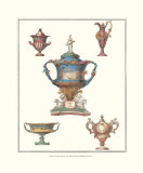 Antique Urns Prints