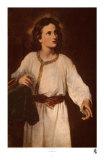 Jesús con doce años Posters por J. M. Hoffman