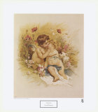 Affection Prints by Willard Fowler