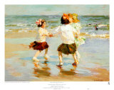 Ring Around the Rosy Posters by Edward Henry Potthast