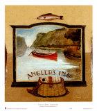 Angler's Inn Posters by Thomas LaDuke