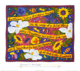 Nature's Delight Posters by Laura Stamps