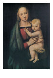 The Madonna Del Granduca Prints by  Raphael