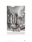 Tempio Antico Prints by Giovanni Battista Piranesi