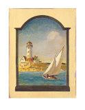 Summer Sailing Posters by Thomas LaDuke
