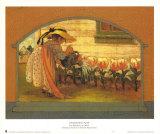 Enchanted April Prints by Robert LaDuke