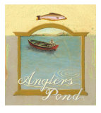 Angler's Pond Prints by Robert LaDuke