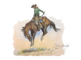 Sun Fisher Prints by Frederic Sackrider Remington