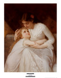 Pardon, Mama Print by Emile Munier