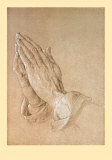 Praying Hands Print by Albrecht Dürer