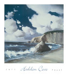 Hidden Cove Poster by Jeff Faust