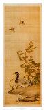 Mandarin Duck Print by Yanagisawa Kien