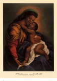Madonna and Child Poster by Tim Ashkar