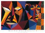 Maskermorphosis II Posters by Olu Jimi Adeniyi