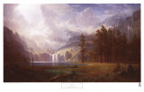 Mt. Whitney Posters by Albert Bierstadt