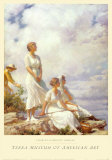 Summer Clouds, 1917 Art by Charles Courtney Curran