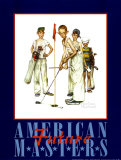 American Masters Posters by Norman Rockwell
