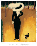 Parisienne Prints by Kees van Dongen