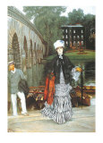Return from the Boating Trip, 1873 Prints by James Tissot