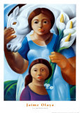 La Maternidad Plakater af Jaime Olaya