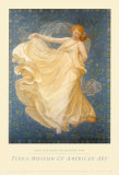 The Breeze, 1895 Prints by Mary Fairchild MacMonnies
