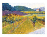 The Weingut Posters by Gail Wells-Hess