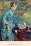 The Goldfish Bowl Art by Robert Payton Reid
