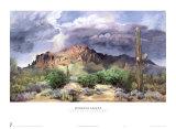 Monsoon Season Poster by Charlotte Klingler