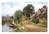 Summer Idyll Prints by Henry John Yeend King