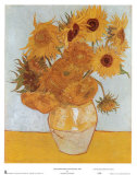 Sunflowers, c.1888 Prints by Vincent van Gogh