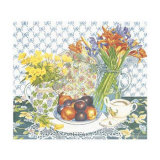 Garden Spectrum Prints by Lucinda Derderian