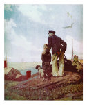 Outward Bound Prints by Norman Rockwell