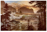 Islands at Eventide Prints by Loren D. Adams Jr.