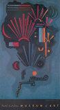 Zunehmen Art by Wassily Kandinsky