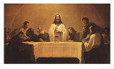 The Last Supper Posters by Gebhard Fugel