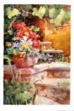 Steps of Provence Posters by Diane Maxey