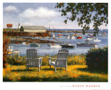 Summer Afternoon Prints by Gretchen Huber Warren