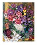 Bouquet victorien Affiches par Francie Botke