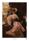 Reception Print by James Tissot