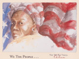 We the People Posters by  Alva
