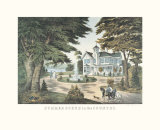 Summer Scene in the Country Prints by  Currier & Ives