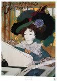 Lithographies Originales Plakat af Georges de Feure