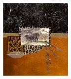 Elefantes del palacio Láminas por Bryan Martin