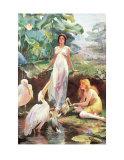 Victorian Fantasy Prints by Arthur Drummond