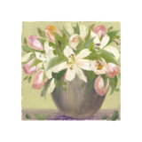 Tulips and Lilies Prints by Patricia Roberts
