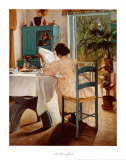 At Breakfast Posters by Lauritz Ring
