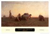 The Weeders, 1860 Posters by Jules Breton