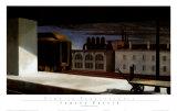 Aube en Pennsylvanie Art par Edward Hopper